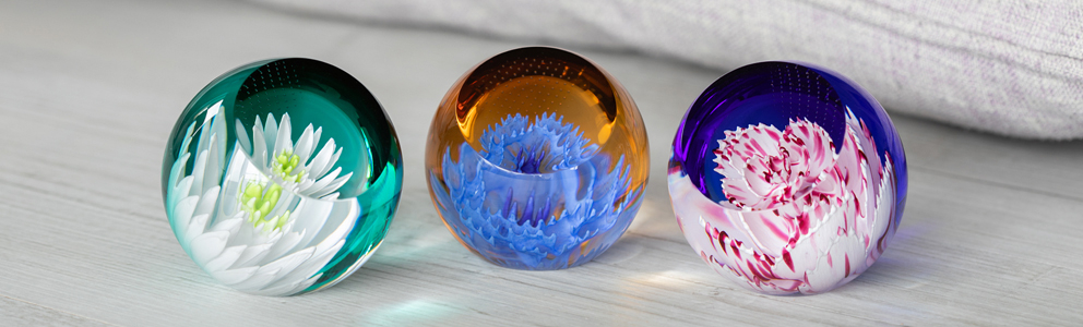 Unlimited Edition Paperweights