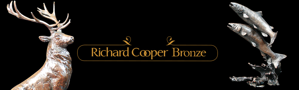 Fine Gifts, Collectibles and Crystal RICHARD COOPER BRONZE