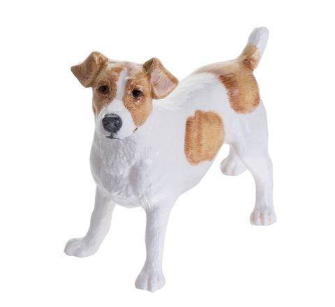 Jack Russell (Brown & White) 95mm (Gift Boxed) | John Beswick