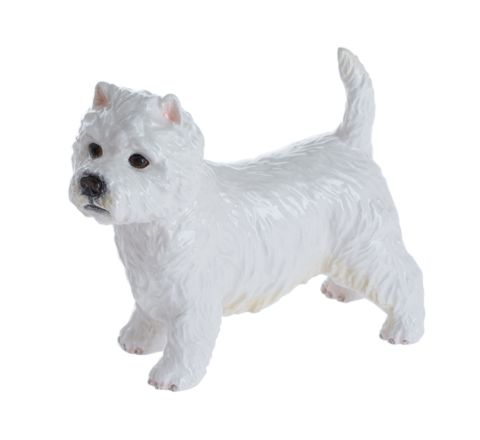 West Highland Terrier 100mm (Gift Boxed) | John Beswick