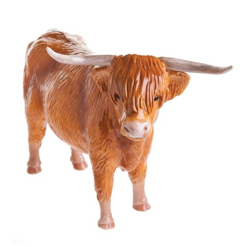Highland Cow 140mm (Gift Boxed) | John Beswick