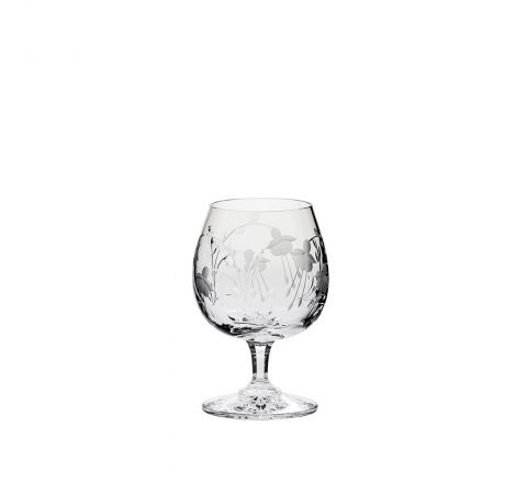Catherine - 1 Brandy Glass 132mm (Gift Boxed) | Royal Scot Crystal