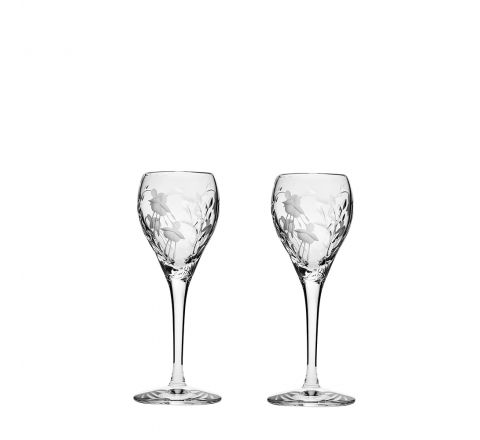 Catherine - 2 Crystal Port / Sherry Glasses 165mm (Gift Boxed) | Royal Scot Crystal