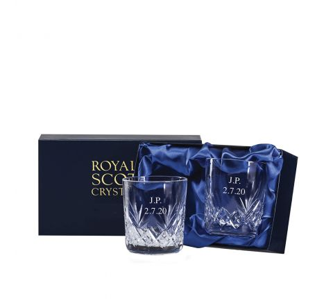 ROYAL SCOT CRYSTAL - HIGHLAND GOLF