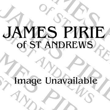 Highland Square Spirit Decanter engraved Golfer 245mm (Presentation Boxed) | Royal Scot Crystal