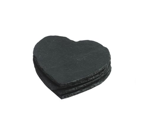Heart Coasters (Set of 4)