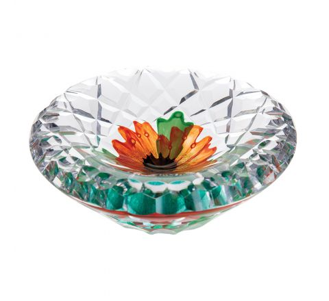 With Honour Glass Dish 155mm (Remembrance) Limited Edition of 50 | Caithness Glass