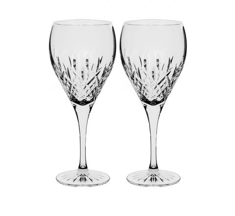 London - 2 Crystal Gin and Tonic (G&T) Copa Glasses (Gift Boxed) - ONLINE EXCLUSIVE