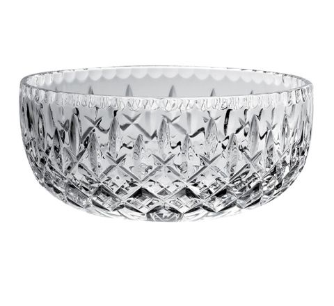 London Crystal Fruit / Salad Bowl (Gift Boxed)