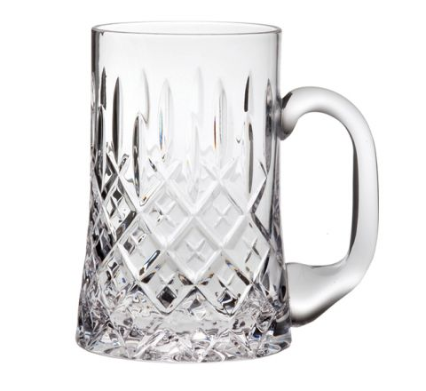 London Crystal Large Tankard (Gift Boxed)