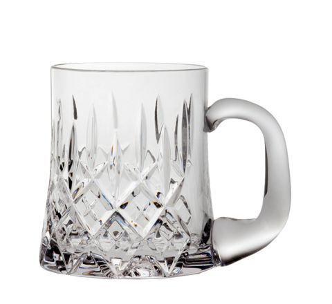 London Crystal Medium Tankard (Gift Boxed)