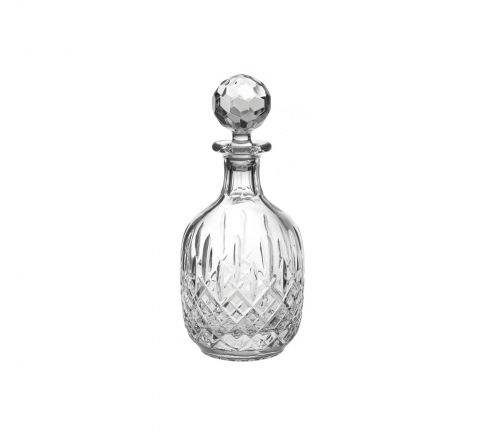 London Rum Decanter 270mm (Gift Boxed) | Royal Scot Crystal