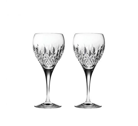 Mayfair 2 Crystal Wine Glasses 195mm (Gift Boxed) | Royal Scot Crystal