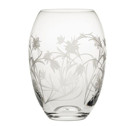 Meadow Flowers Small Barrel Vase (Gift Boxed)