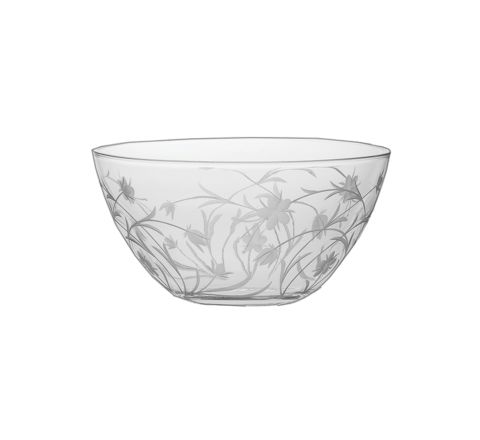 Meadow Flowers Fruit / Salad Bowl (Gift Boxed)