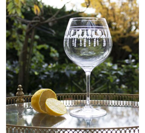 Nouveau 1 - Gin and Tonic (G&T) Copa Glass, 210mm (Gift Boxed) - NEW