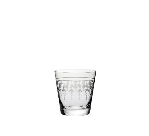 Nouveau - Large Tumbler, 95mm (Gift Boxed) | Royal Scot Crystal - New!