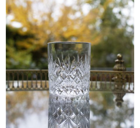Kintyre Crystal Tot (Shot) Glass - 60mm (Gift Boxed) | Royal Scot Crystal