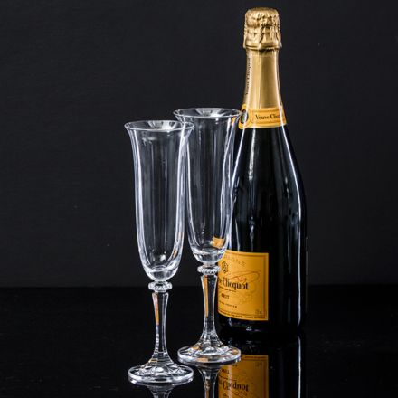 Classic Collection Pair of Champagne Flutes