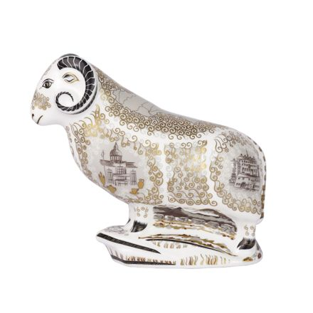 Heritage Ram - Limited Edition Paperweight