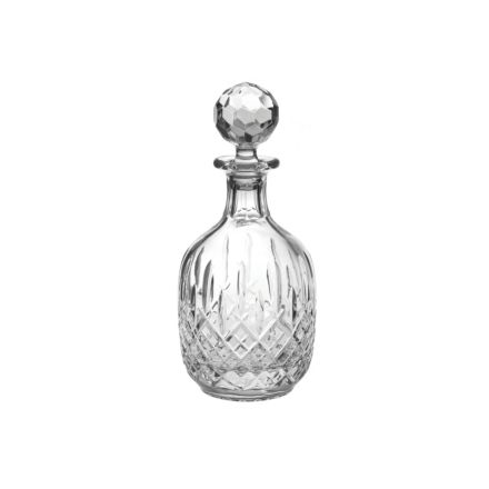London Rum Decanter 270mm (Gift Boxed)   Royal Scot Crystal