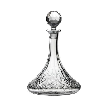 London Crystal Ships Decanter 290mm (Gift Boxed) | Royal Scot Crystal