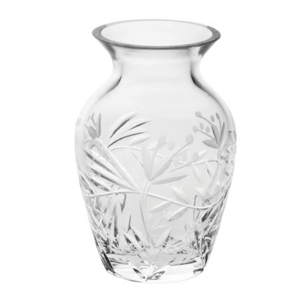 """SALE - Marlborough Crystal Small Urn Vase (Gift Boxed) 12cm, 4¾"""" (discontinued line)"""