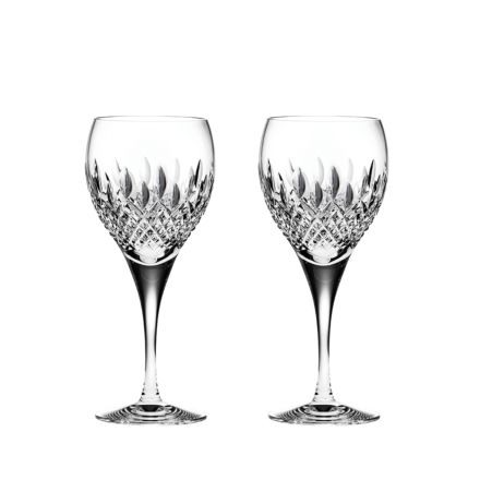 Mayfair 2 Crystal Large Wine Glasses 210mm (Gift Boxed) | Royal Scot Crystal