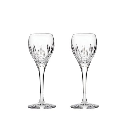 Mayfair 2 Crystal Port/Sherry Glasses (165mm (Gft Boxed)   Royal Scot Crystal