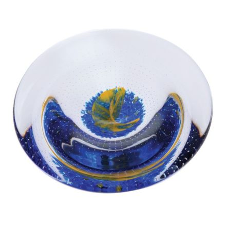 To the Moon and Back Glass Dish, 80mm (Love) | James Pirie