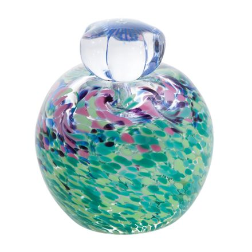 Springtime Flower Glass Bottle 140mm | James Pirie