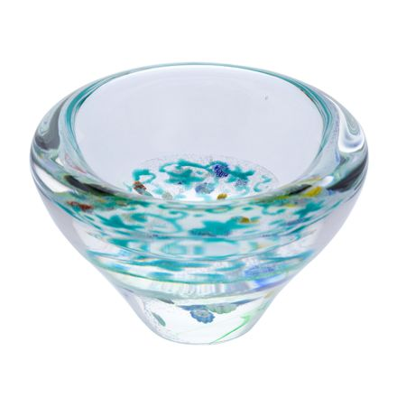 Lace - Meadow Glass Dish, 100mm - | James Pirie