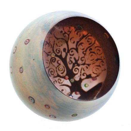 Tree of Life Paperweight 80mm | James Pirie - New!