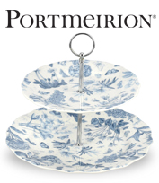 Portmeirion Blue Botanical