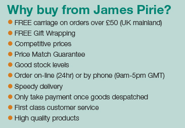 WHY BUY FROM JAMES PIRIE
